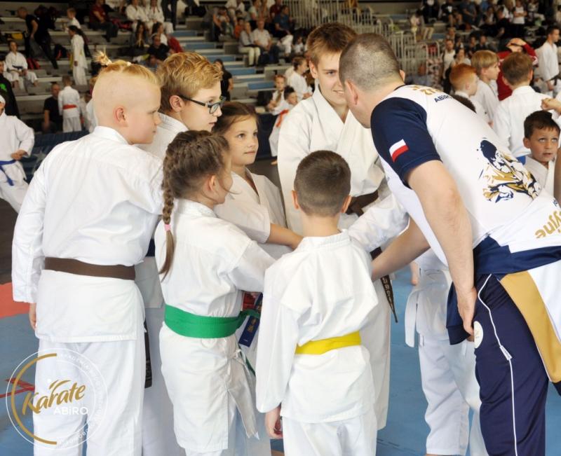 Karate i rozwój dziecka, Karate Zielona Góra
