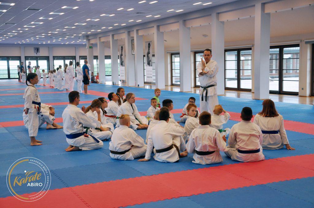 Karate wspomaga rozwój i wychowanie dziecka, Karate Zielona Góra