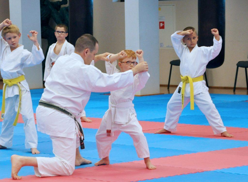 Odpowiedzialny Trener, Karate Zielona Góra