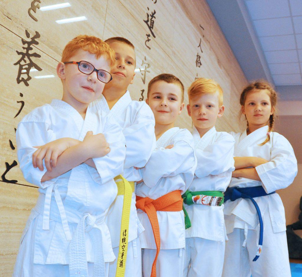 Mały Karateka, Karate Zielona Góra