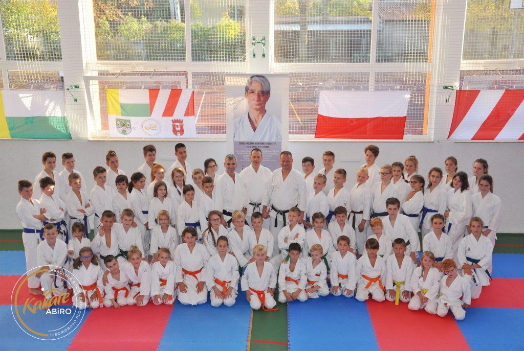 Zgrupowania, Karate Zielona Góra