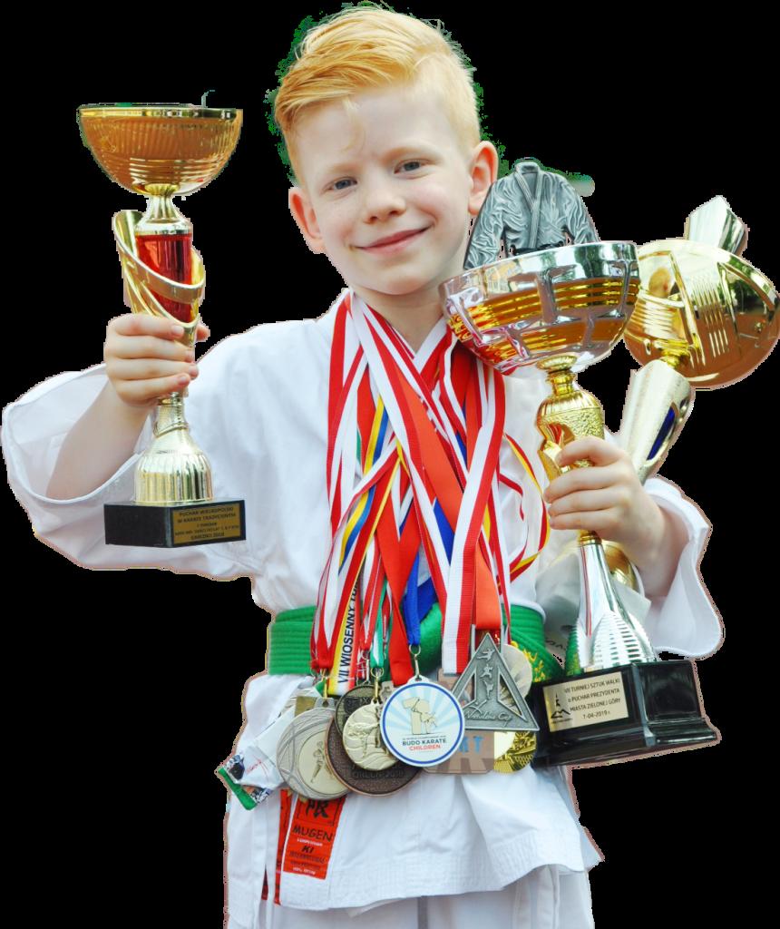 Młodzi Mistrzowie, Karate Zielona Góra
